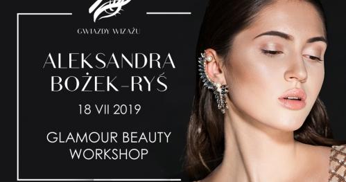 Aleksandra Bożek-Ryś ♥ makijaż glamour ♥ Maquillage Art