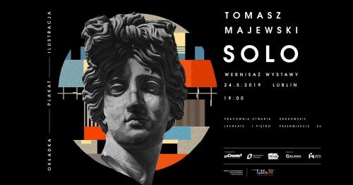 Tomasz Majewski - Wystawa prac