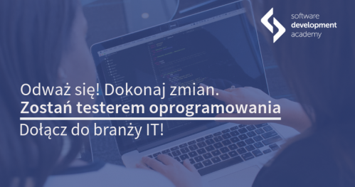 Zostań testerem! Spotkanie informacyjne w Bydgoszczy