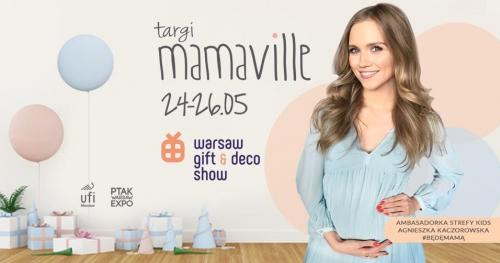 Warsztaty w strefie KIDS by Mamaville na Targach Warsaw Gift& Deco Show