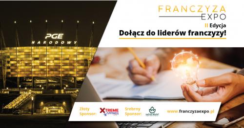 Targi Franczyza Expo 2020 - Dołącz do liderów franczyzy!