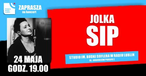 Jolka Sip w Radiu Lublin