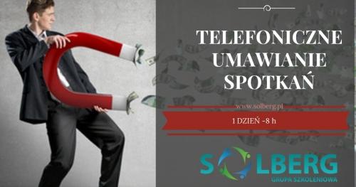 COLD CALLING - TELEFONICZNE UMAWIANIE SPOTKAŃ
