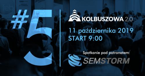 Kolbuszowa 2.0 - edycja #5