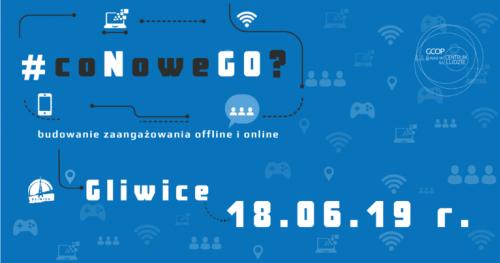 coNoweGO? Budowanie zaangażowania online i offline