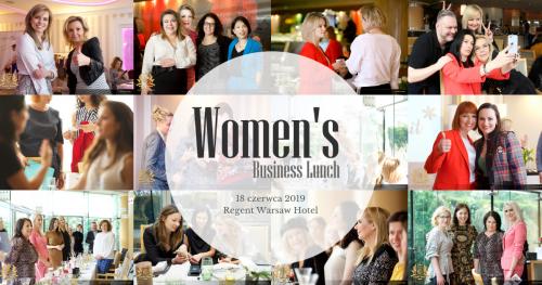 Women's Business Lunch - networkingowe spotkanie kobiet biznesu