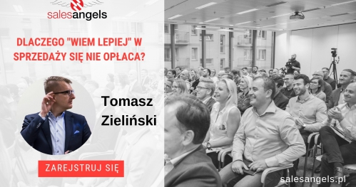 """Gdańsk: Dlaczego """"wiem lepiej"""" w sprzedaży się nie opłaca?"""