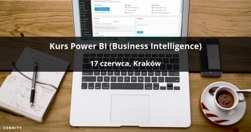 Kurs Power BI (Business Intelligence) - Kraków