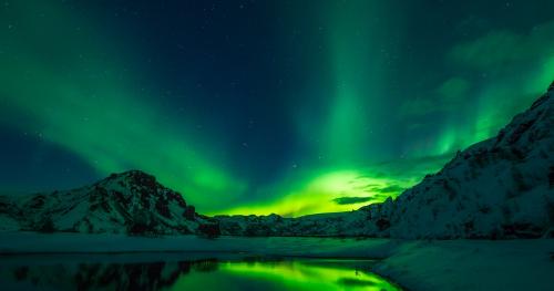aurora borealis/ aurora australis - warsztaty dla dzieci i młodzieży/ Kolory Bałtyku