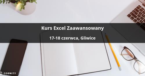 Kurs Excel Zaawansowany - Gliwice