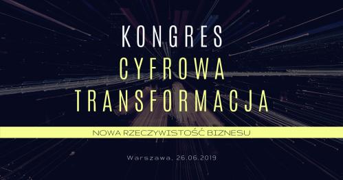 KONGRES CYFROWA TRANSFORMACJA