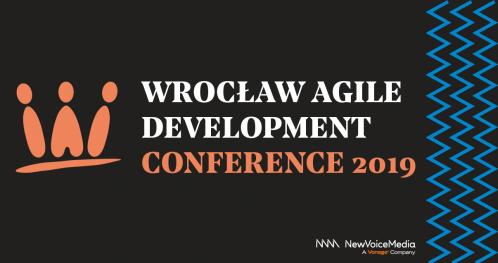 Wrocław Agile Development conference 2019