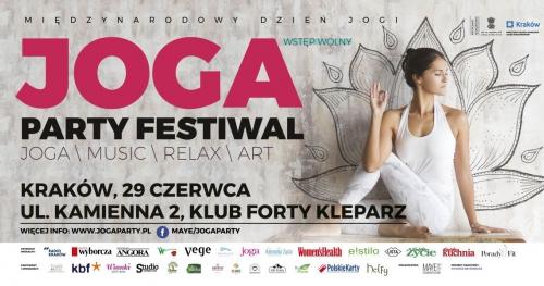 Festiwal Joga Party 2019 w Krakowie, Klub Forty Kleparz