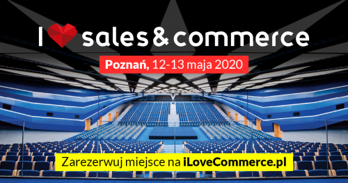 I love Sales & Commerce 12-13.05.2020