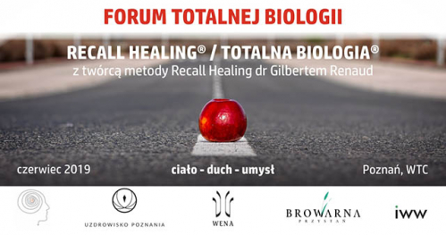 Recall Healing / Totalna Biologia z dr Gilbertem Renaud