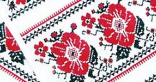 """11. Festiwal Kultur """"Okno na świat"""" / pokaz haftu ukraińskiego"""