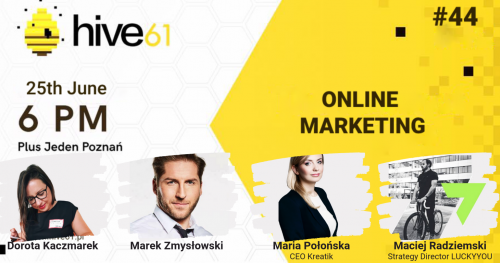 Hive61 Poznan - Online Marketing