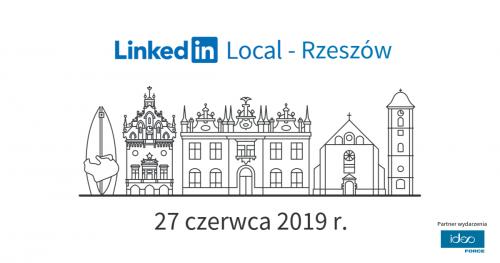LinkedIn Local Rzeszów #4
