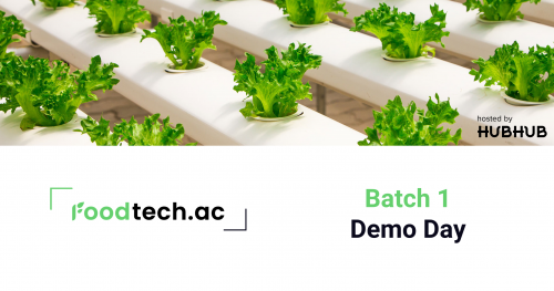 foodtech.ac Demo Day - Batch 1