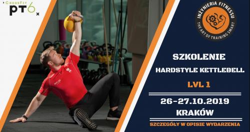 Szkolenie Hardstyle Kettlebell LVL1