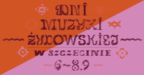 Dni Muzyki Żydowskiej w Szczecinie   6 - 8 września 2019