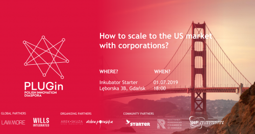 PLUGinGdansk: How to scale to the US market with corporations?