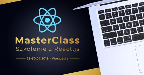 WarsawJS MasterClass #4 - React.js