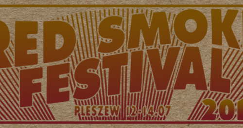 RED SMOKE FESTIVAL 2019 POLE NAMIOTOWE/CAMPSITE