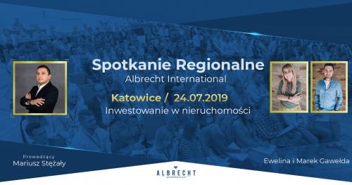 Katowice - spotkanie regionalne / inwestowanie w nieruchomości