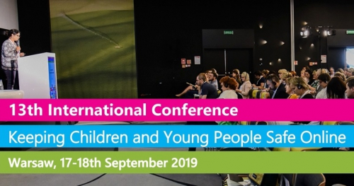 "13. International Conference ""Keeping Children and Young People Safe Online"""