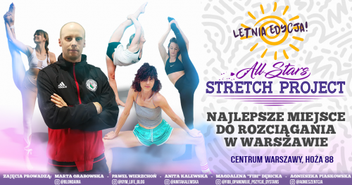 All Stars Stretch Project