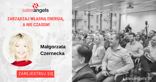 Katowice: Zarządzaj własną energią, a nie czasem!