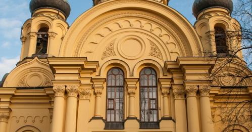 Spacer po warszawskiej Pradze 24 sierpnia