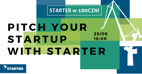 Pitch your startup with Starter
