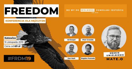 FREEDOM Konferencja dla mężczyzn