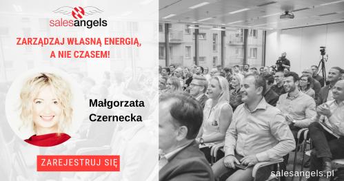 Gdańsk: Zarządzaj własną energią, a nie czasem!