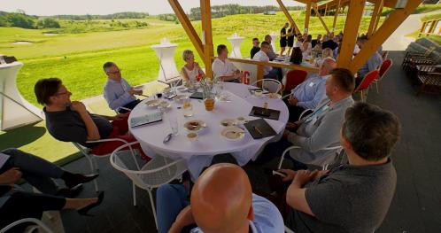 Śniadanie Biznesowe  Golf Business Club