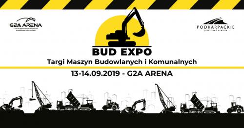 BUD EXPO - Targi Maszyn Budowlanych i Komunalnych