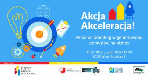 """Warsztaty """"Personal Branding w generowaniu pomysłów na biznes"""""""