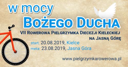 VII Rowerowa Pielgrzymka Diecezji Kieleckiej na Jasną Górę