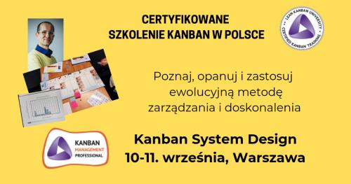 Kanban Management Professional I - Kanban System Design po polsku!