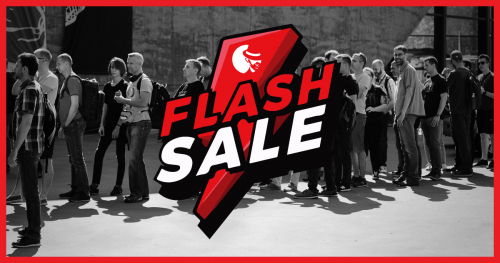 CONFidence 2020 - FLASH SALE