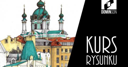 Wakacyjny Kurs Rysunku Gdańsk - Bogata oferta kursów i szkoleń tematycznych - Dla młodzieży 12-14. Digtial Painitng, Malarstwo, Rysunek Tradycyjny, Grafika oraz Linoryt