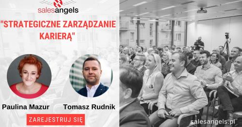 """Warszawa: """"Strategiczne zarządzanie karierą"""""""