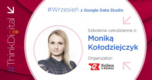Szkolenie całodniowe z Google Data Studio w Rzeszowie