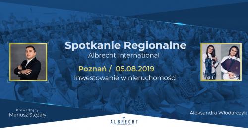 Poznań - spotkanie regionalne / inwestowanie w nieruchomości