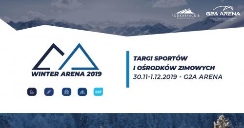 Winter Arena - Targi Sportów i Ośrodków Zimowych - 30.11 - 01.12.2019
