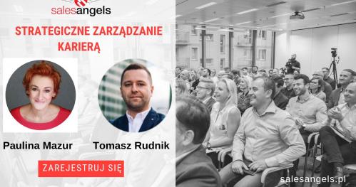 """Poznań: """"Strategiczne zarządzanie karierą"""" - TRANSMISJA ONLINE"""