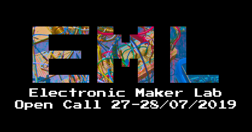 OPEN CALL #1 // Electronic Maker Lab