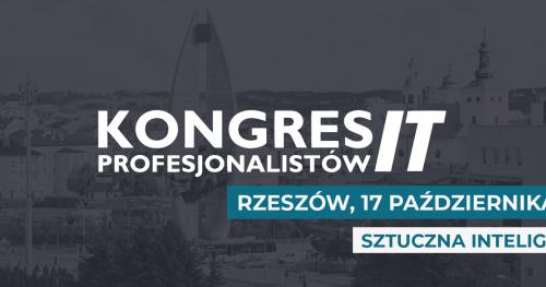 Kongres Profesjonalistów IT 2019 - AI